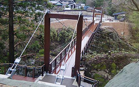 根羽峡大橋
