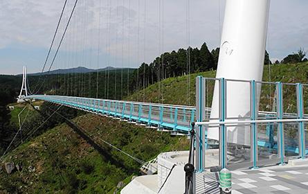 箱根西麓・三島大吊橋