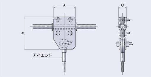 標準型クランプ