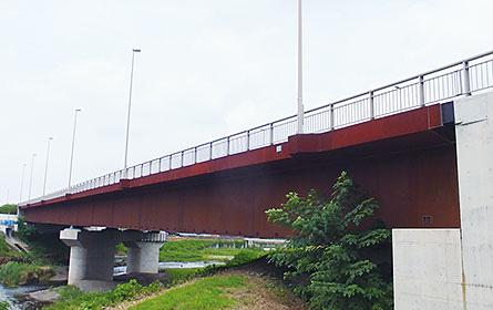 吊橋の保守点検